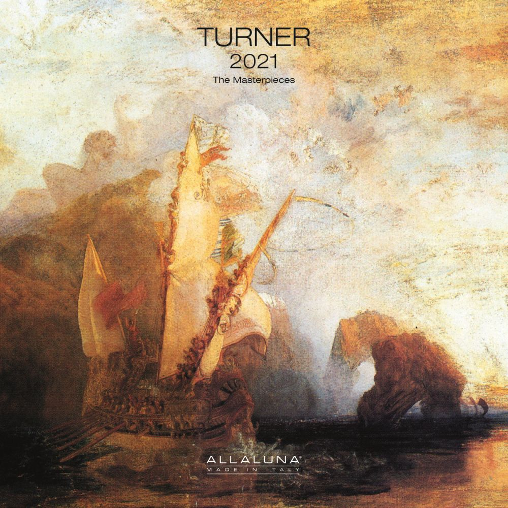 Turner 2021 Wall Calendar