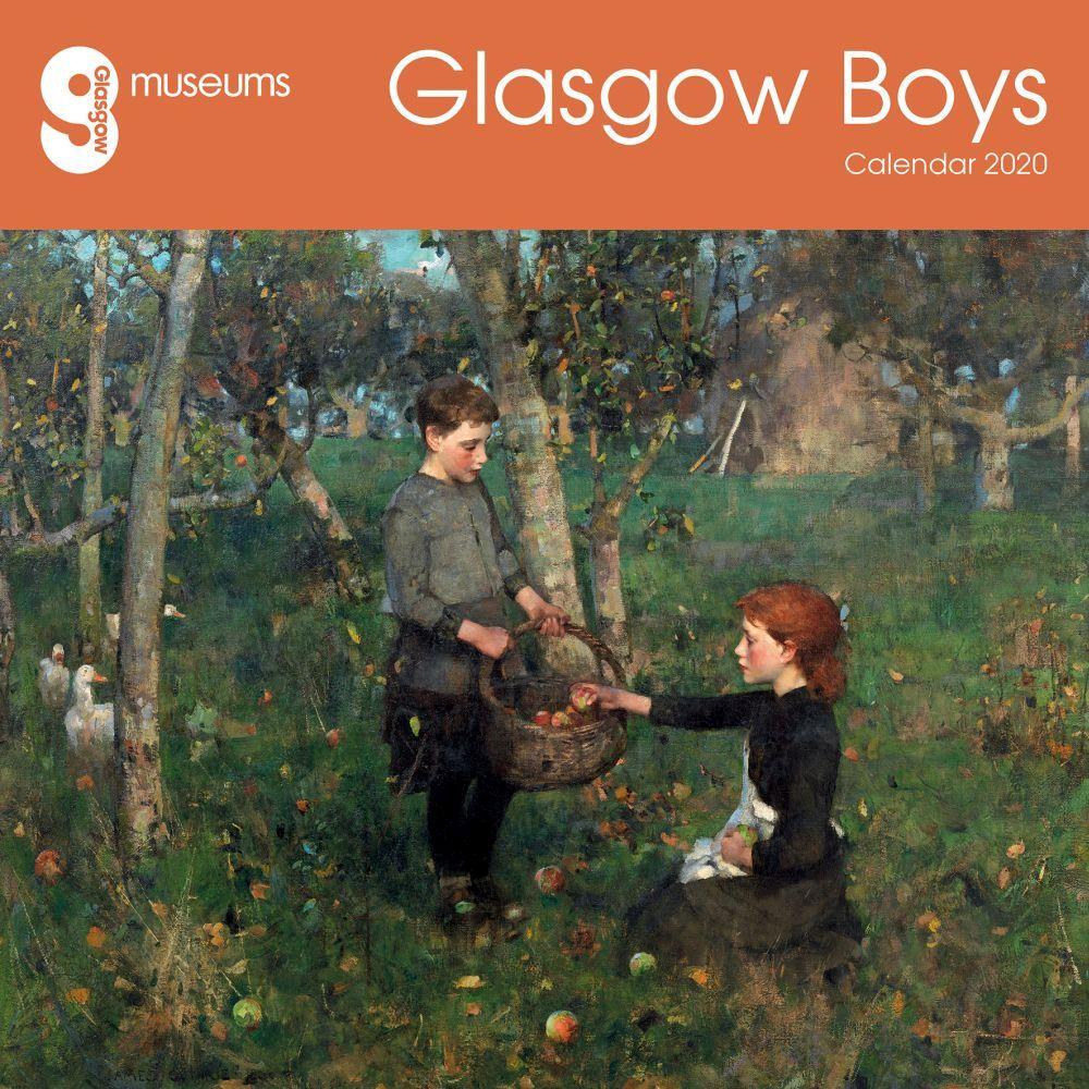 2021 Glasgow Museums Scottish Wall Calendar