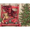 "Bear-In-Chair-5.375""-X-6.875""-Boxed-Christmas-Card-1"