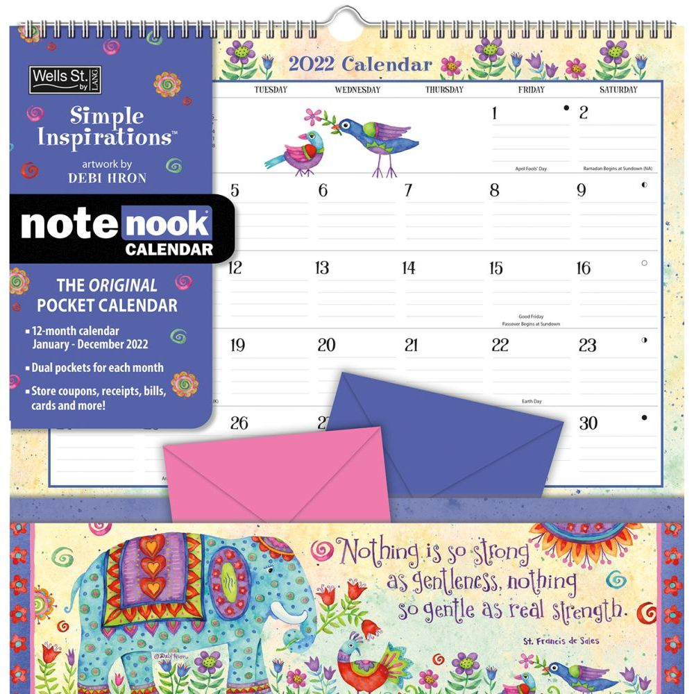 Simple Inspirations 2022 Note Nook