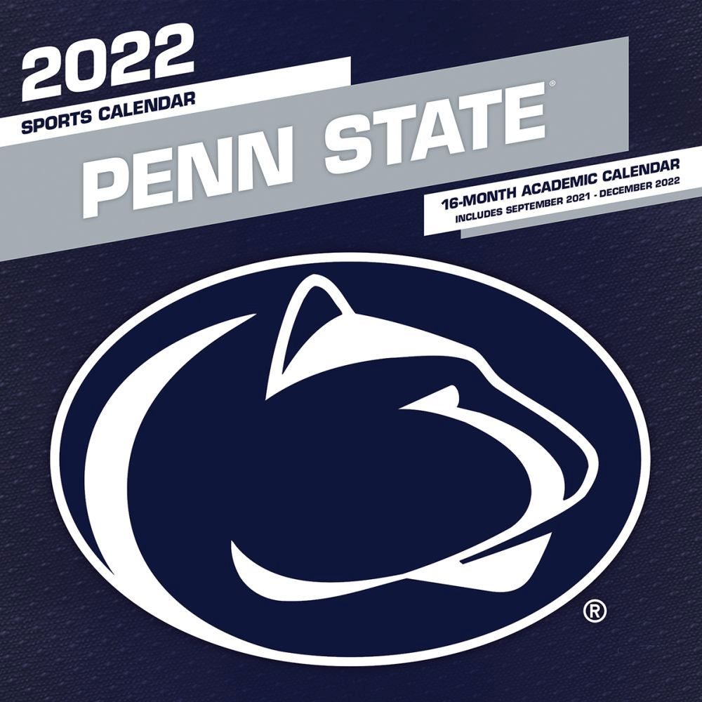 Penn State Nittany Lions 2022 Wall Calendar