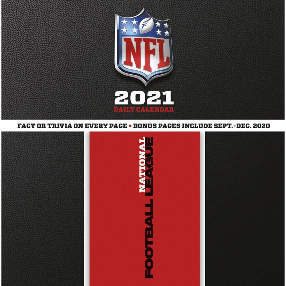 2021 NFL All Team Desk Calendar