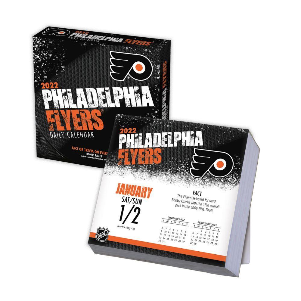 Philadelphia Flyers 2022 Desk Calendar