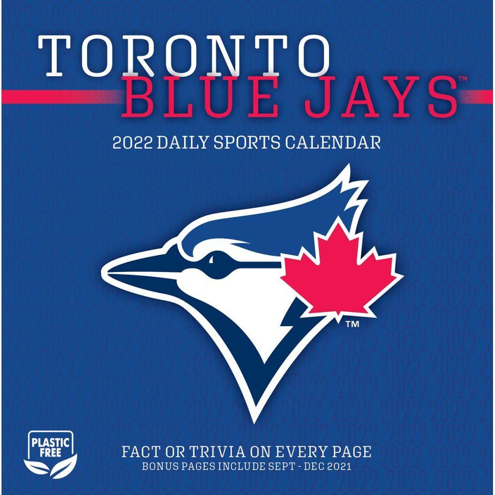Toronto Blue Jays 2022 Desk Calendar