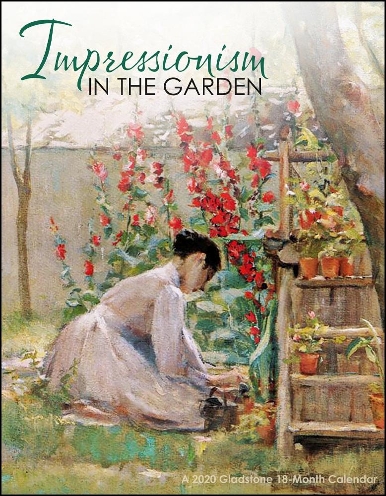 Impressionism in the Garden 2021 Mini Wall Calendar