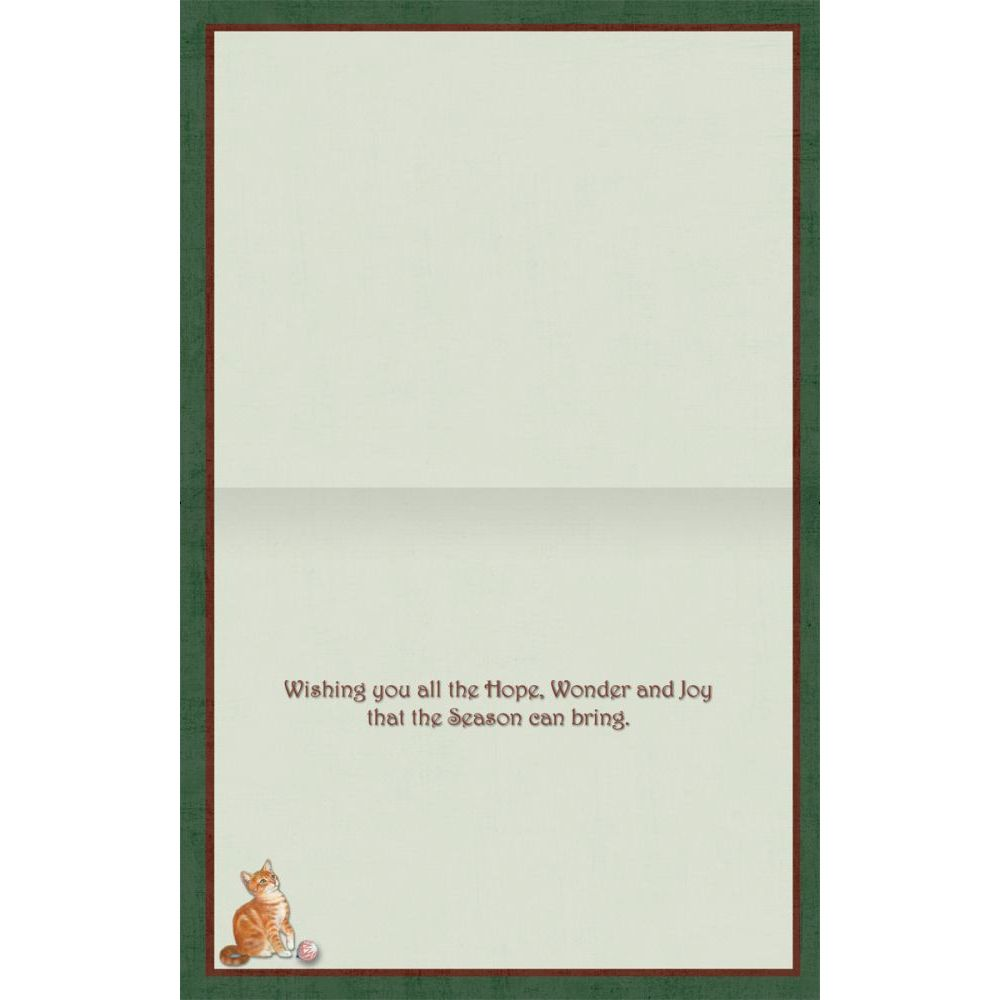 Kitten-Christmas-5.375-In-X-6.875-In-Boxed-Christmas-Cards-2