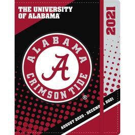 Alabama Crimson Tide Monthly Planner