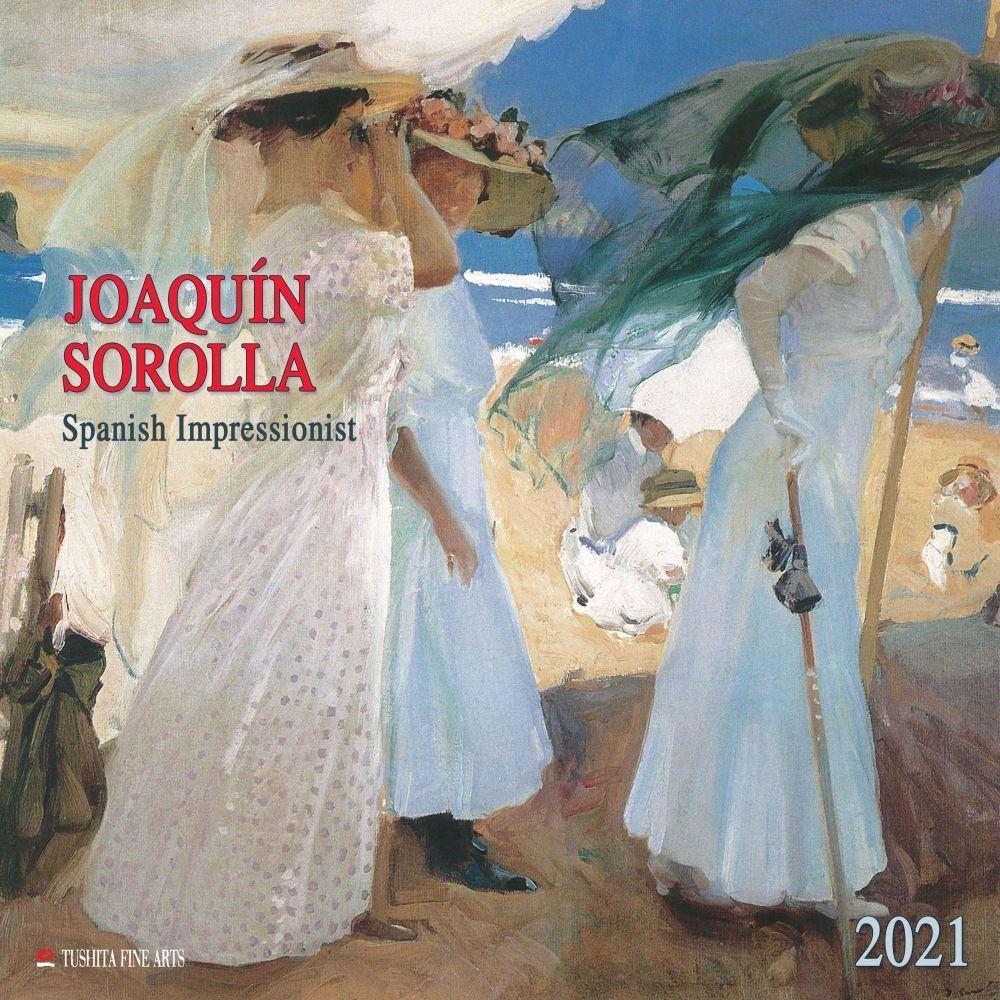 2021 Sorolla Wall Calendar