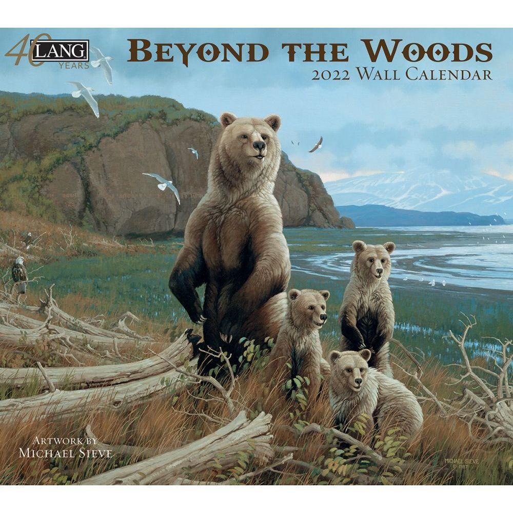 Beyond The Woods 2022 Wall Calendar
