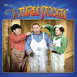 Three Stooges Wall Calendar