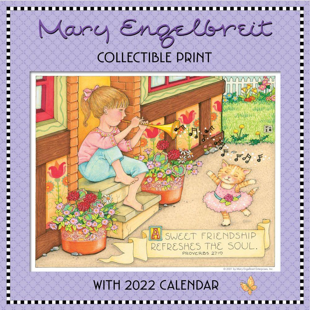 Mary Engelbreit's Collector's Edition 2022 Wall Calendar