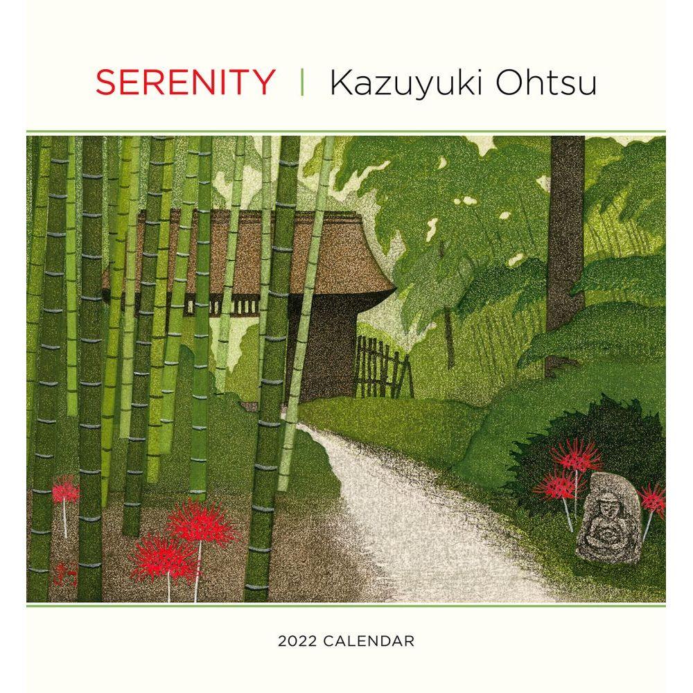 Ohtsu Serenity 2022 Wall Calendar