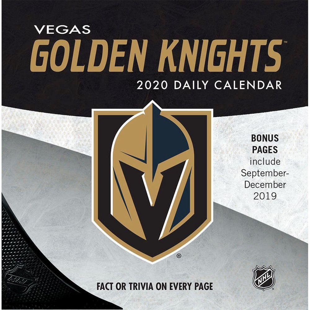 Vegas Golden Knights 2021 Wall Calendar