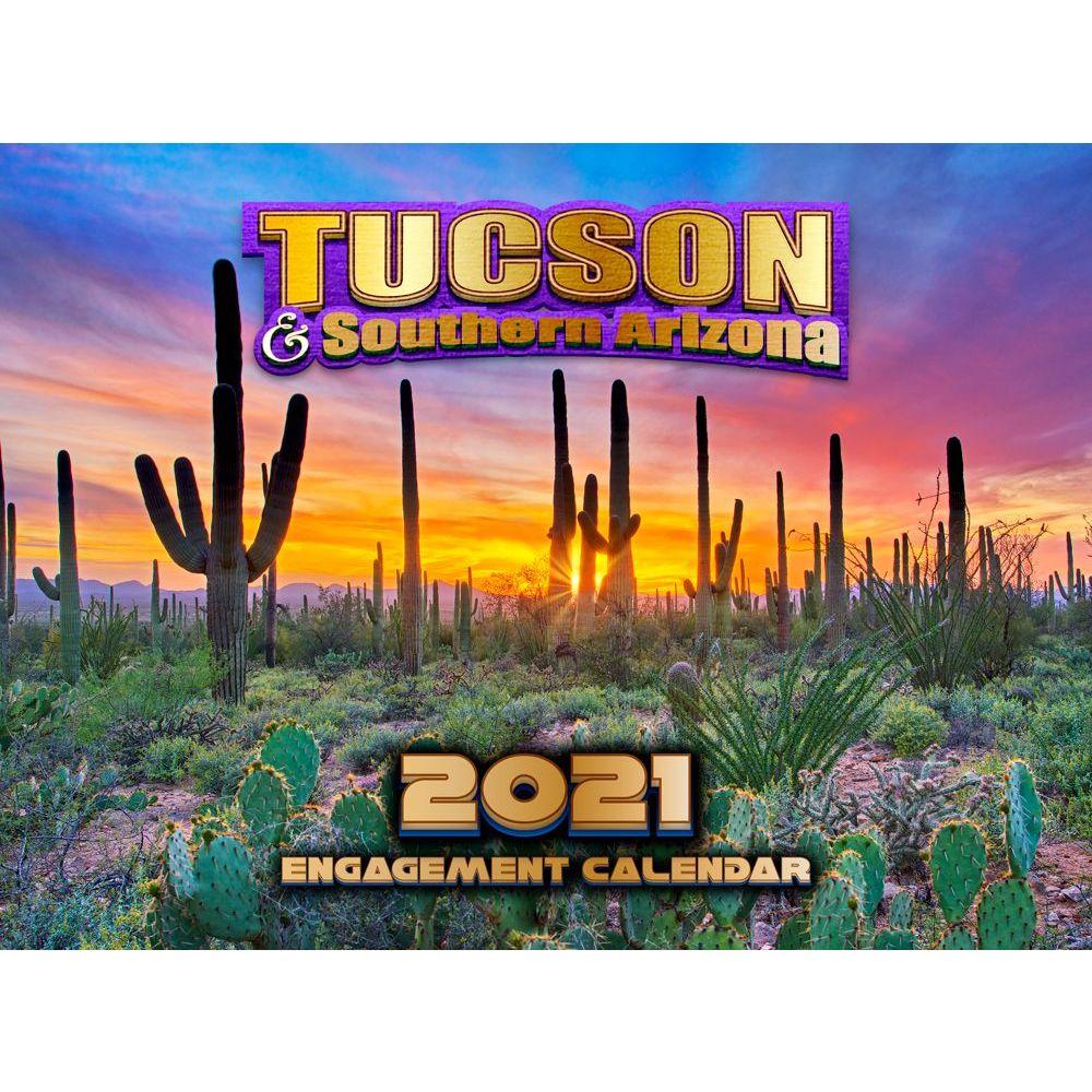 Tucson Southern Arizona Wall Calendar