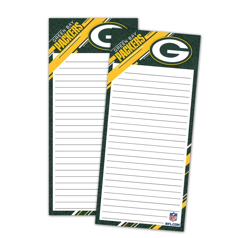 Green-Bay-Packers-List-Pad-(2-Pack)-1