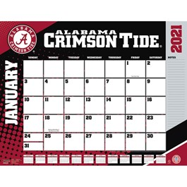 Alabama Crimson Tide Desk Pad