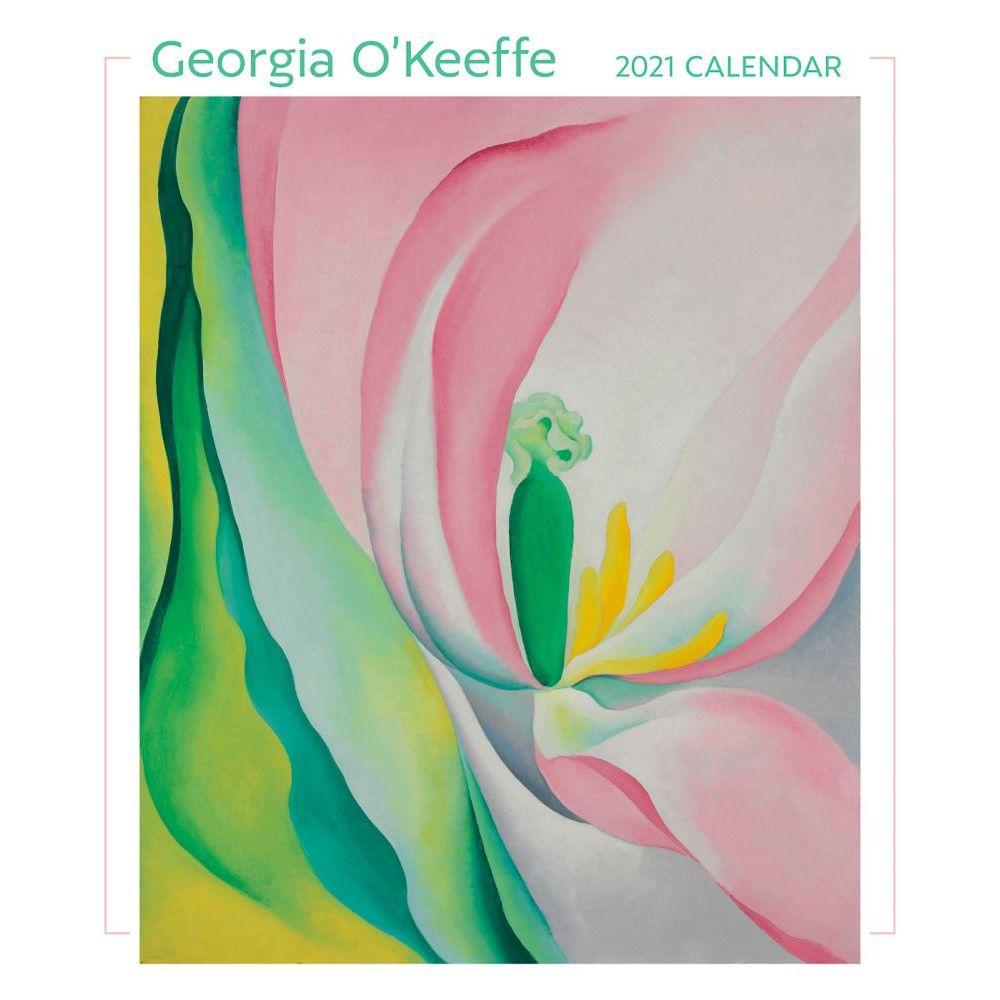 Georgia O'Keeffe 2021 Wall Calendar