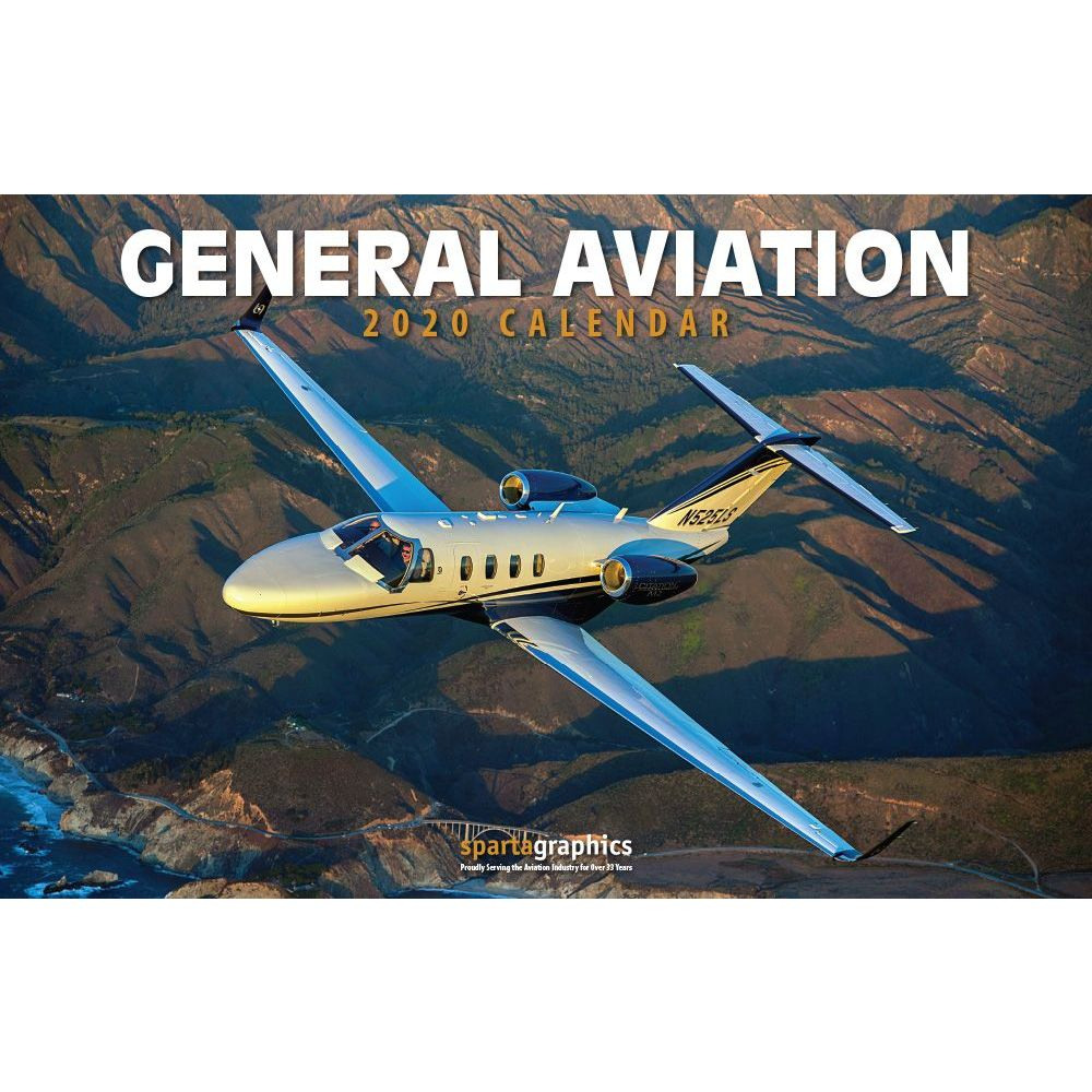 General-Aviation-Deluxe-Wall-Calendar-1