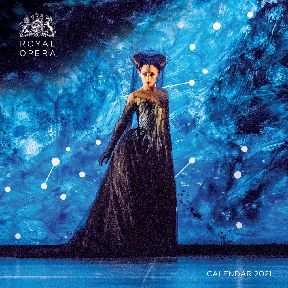 Royal Opera House 2021 Wall Calendar