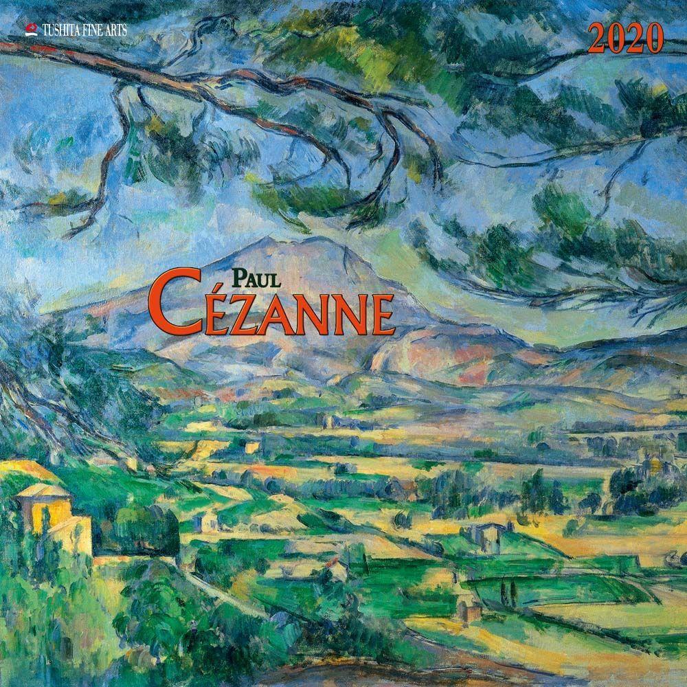 Paul Cezanne 2021 Wall Calendar