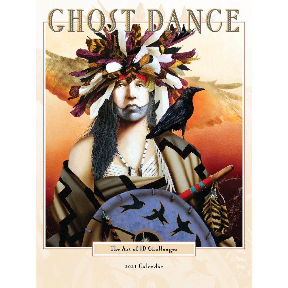 2021 Ghost Dance Wall Calendar