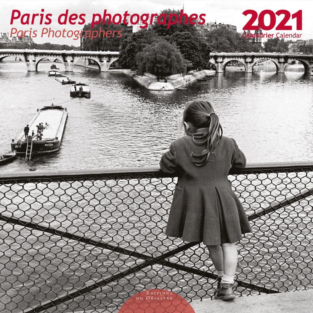 2021 Paris des Photographes EdD Wall Calendar
