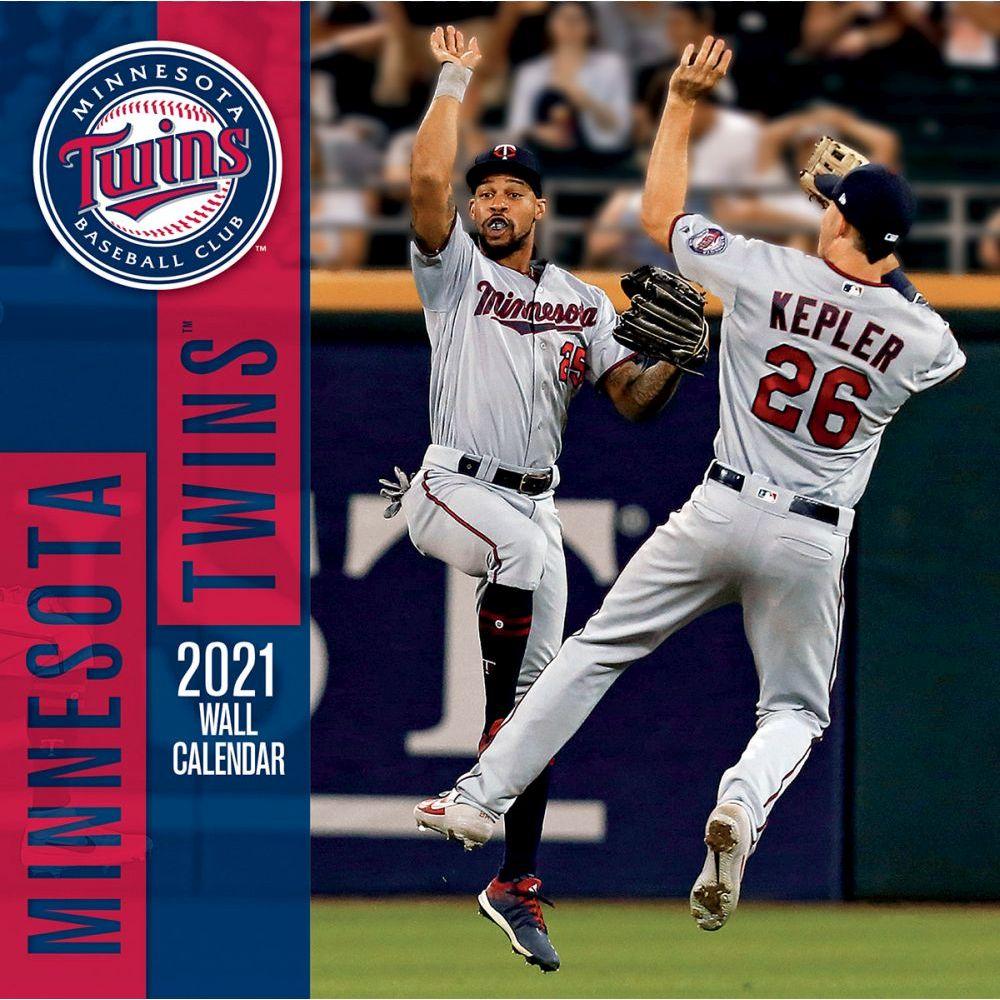 Minnesota Twins 2021 Mini Wall Calendar