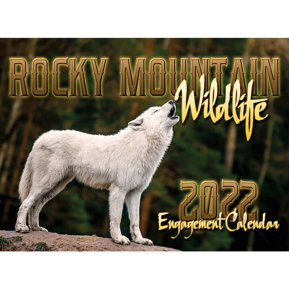 North American Wildlife 2022 Wall Calendar
