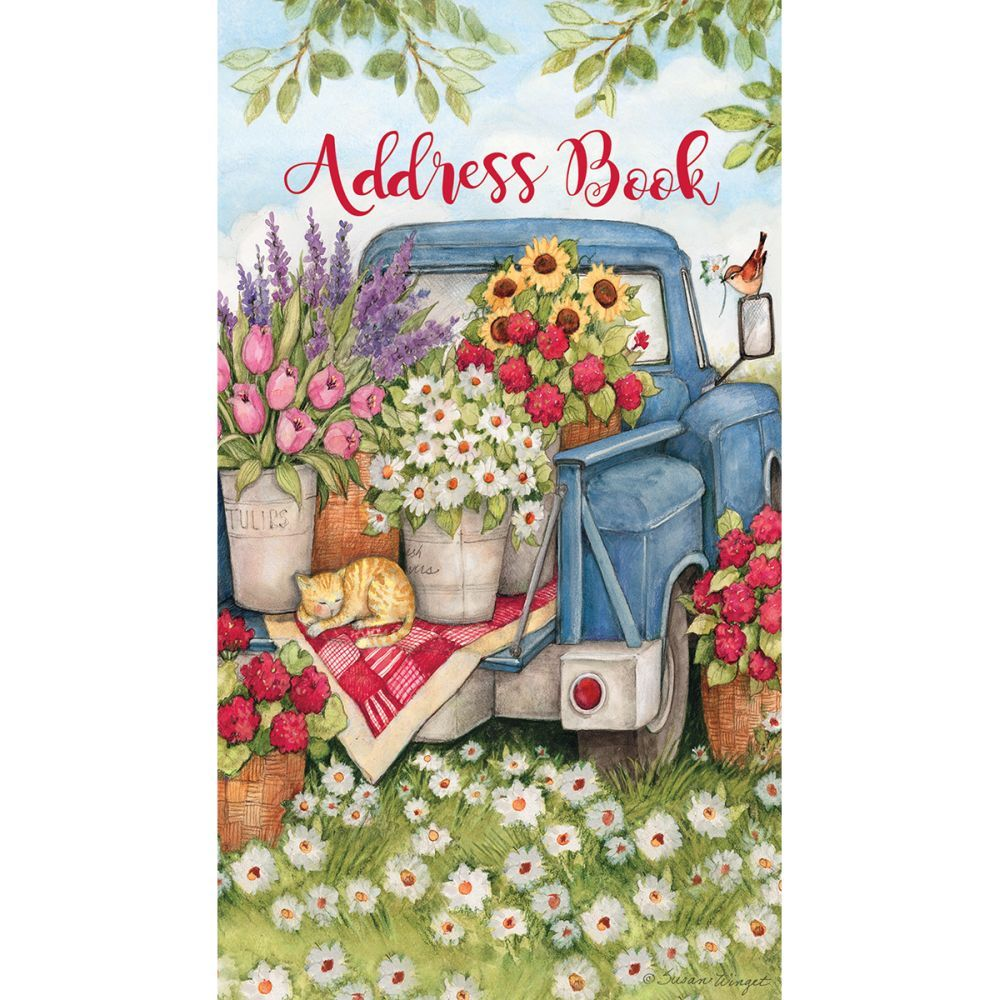Fresh-Bunch-Pocket-Address-Book