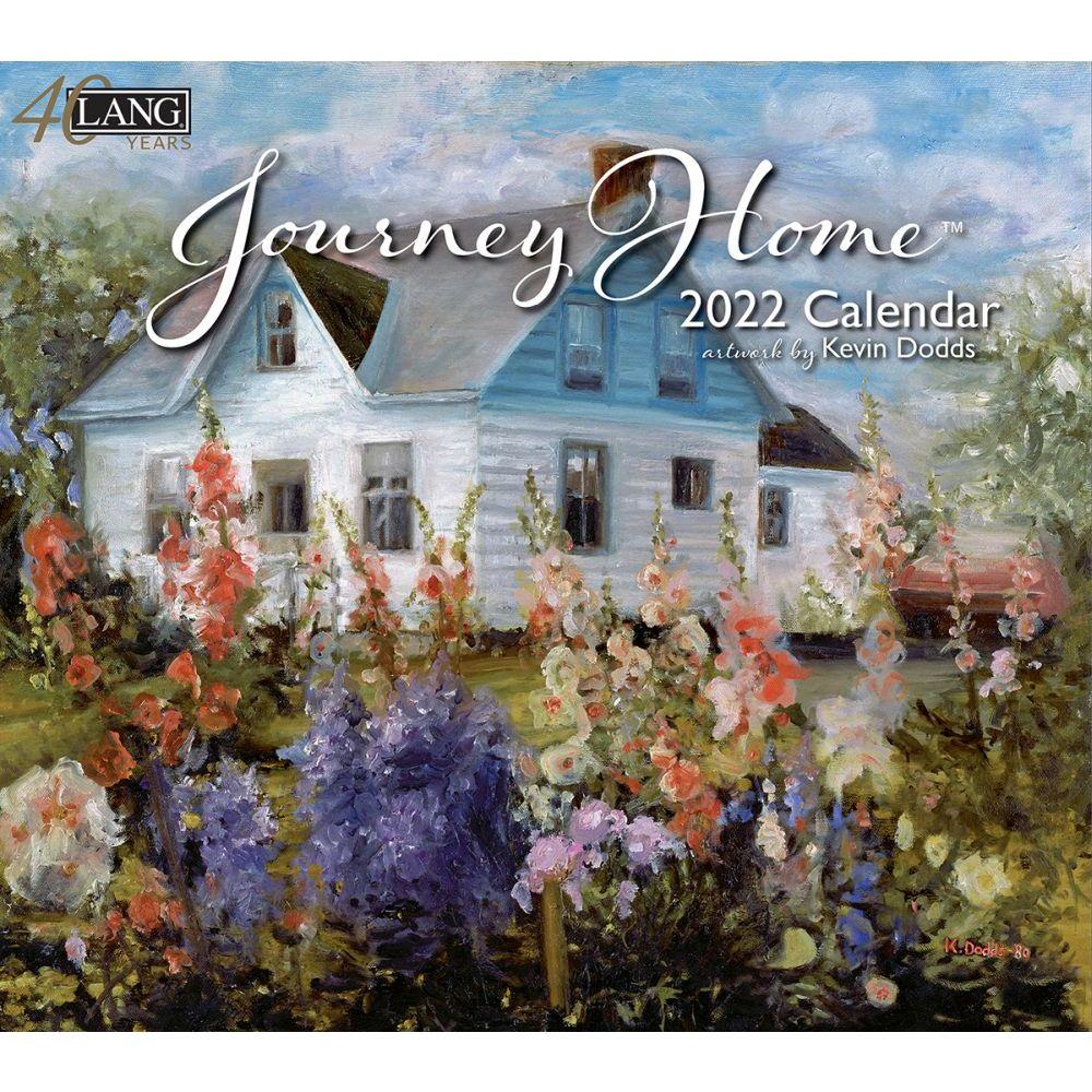 Journey Home 2022 Wall Calendar