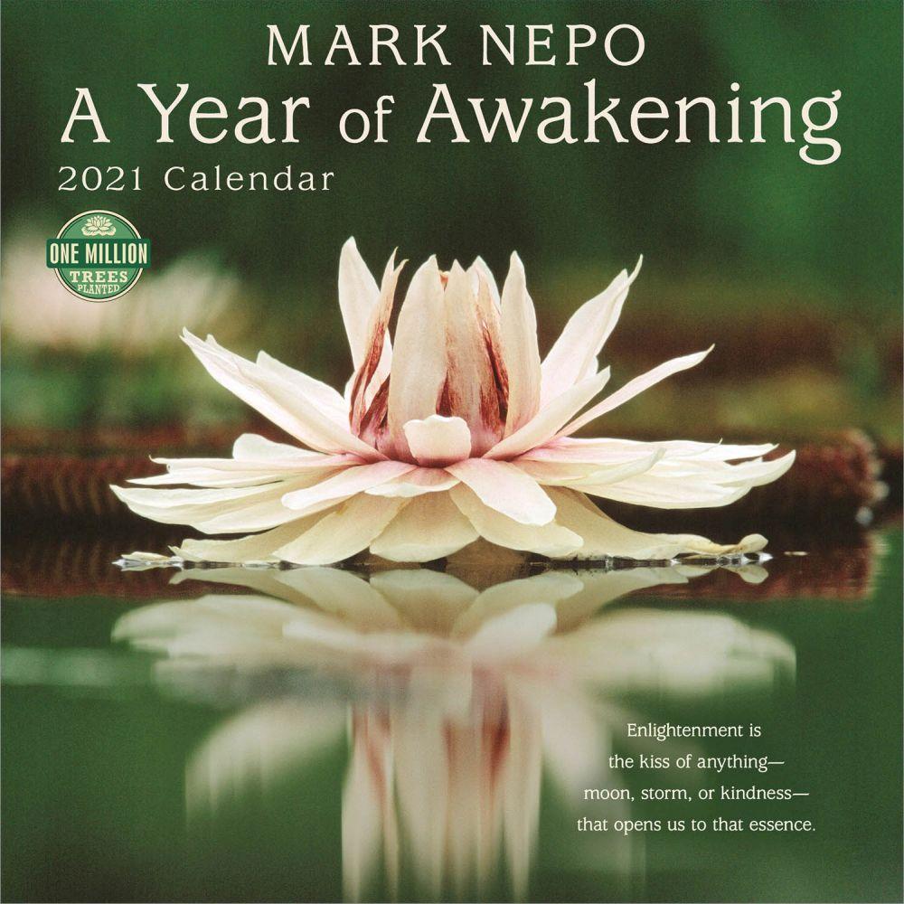 2021 Year of Awakening Nepo Wall Calendar