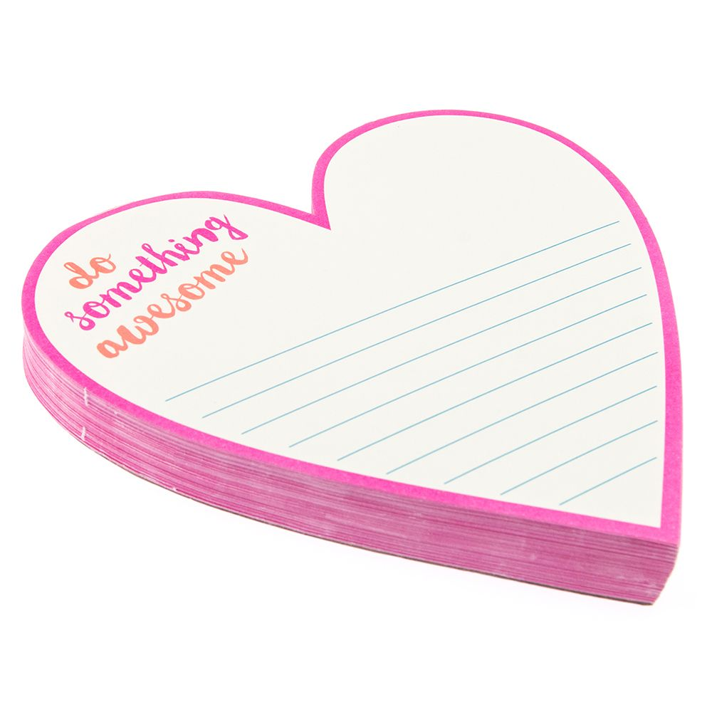 Awesome-Heart-Die-Cut-Notepad-2