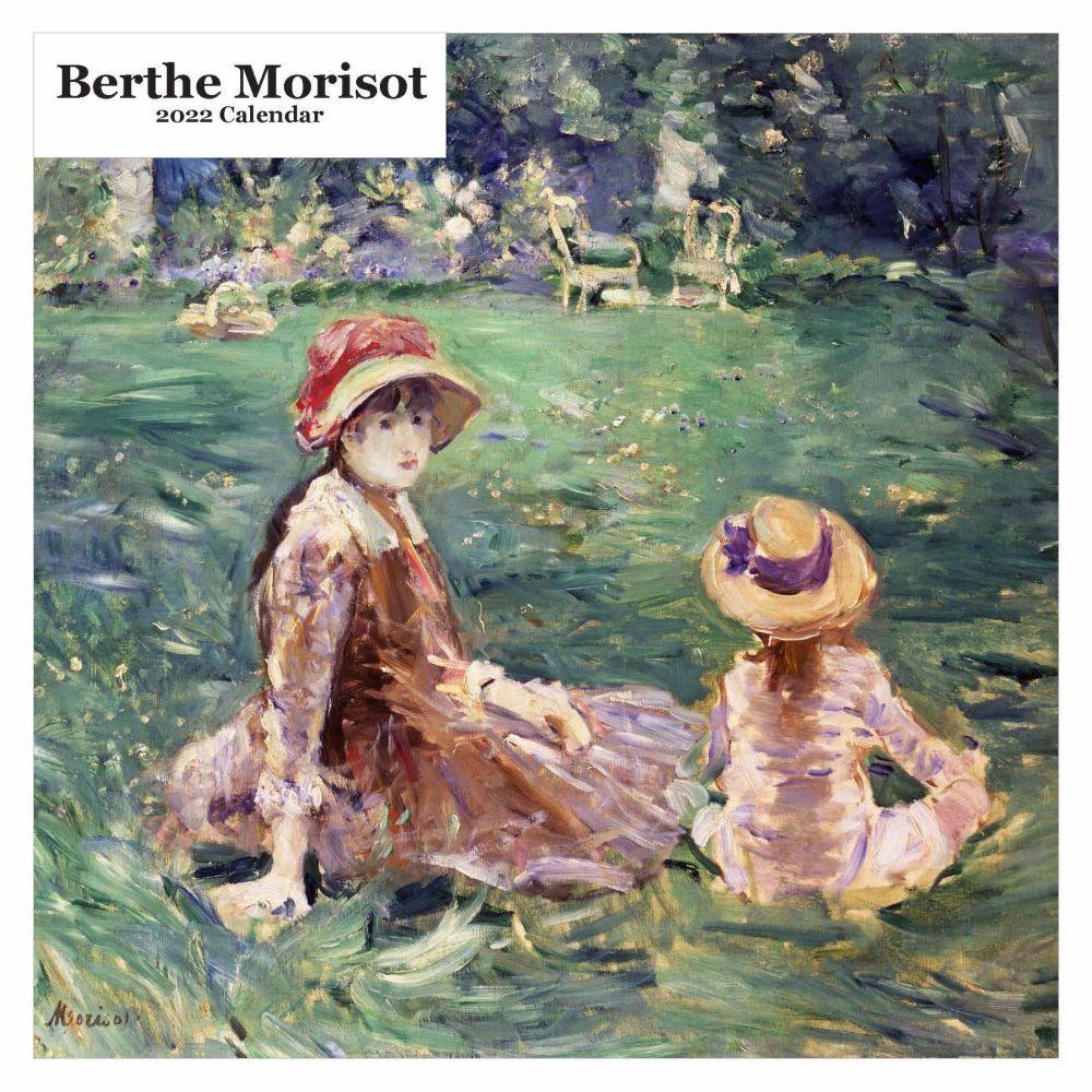 Berthe Morisot 2022 Wall Calendar