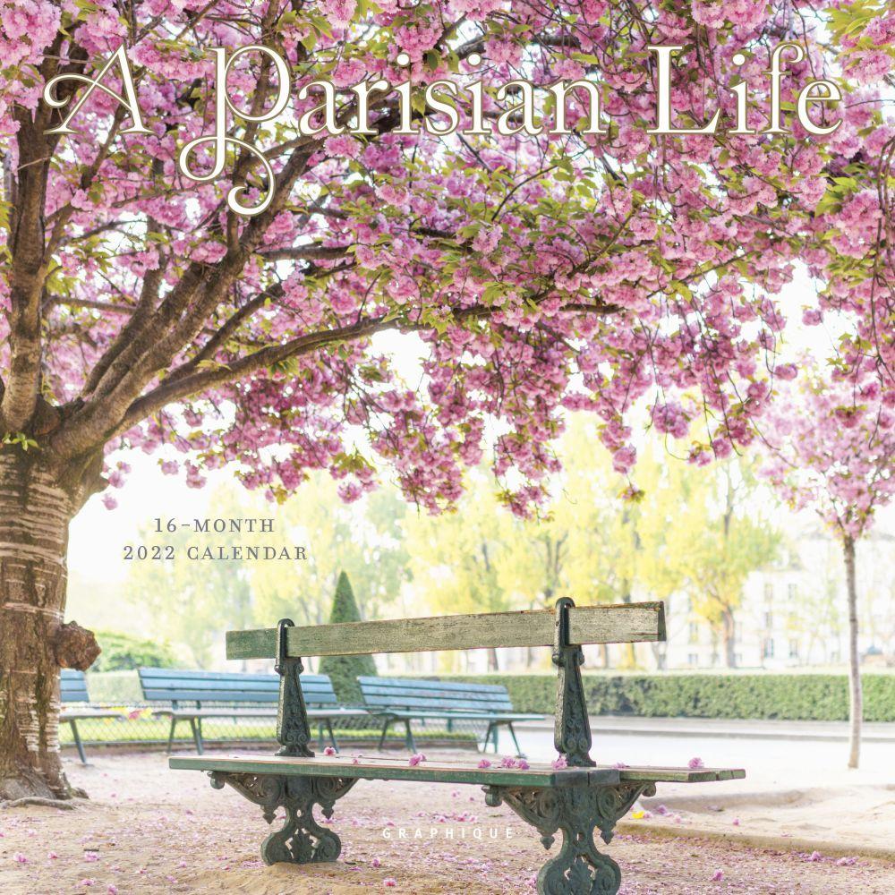 Parisian Life 2022 Mini Wall Calendar