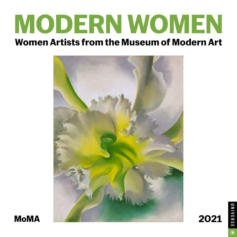 Museum of Modern Art, New York 2021 Wall Calendar