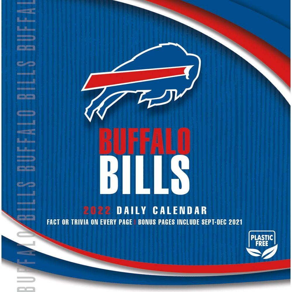 Buffalo Bills 2022 Desk Calendar