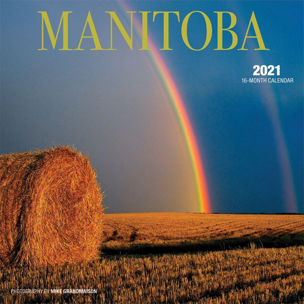 2021 Manitoba Mini Wall Calendar