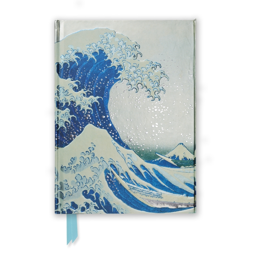 Hokusai-The-Great-Wave-Journal-1