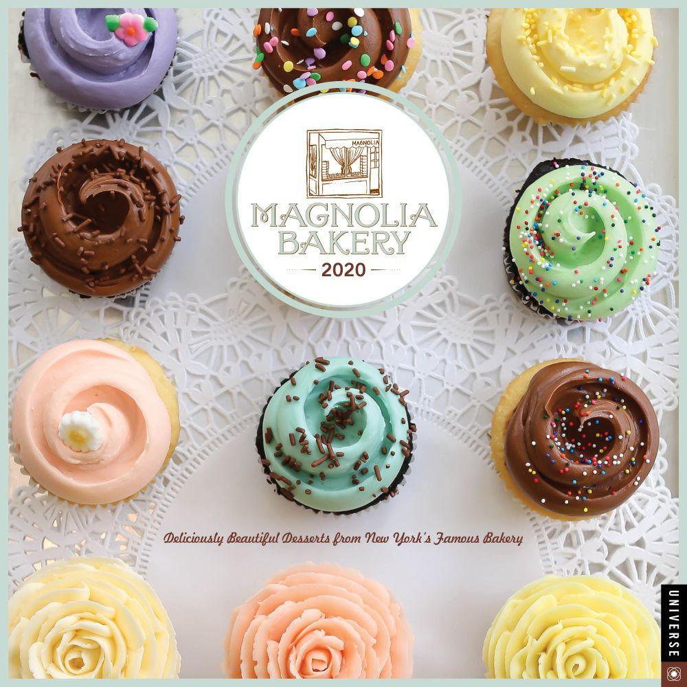 Magnolia Bakery 2021 Wall Calendar
