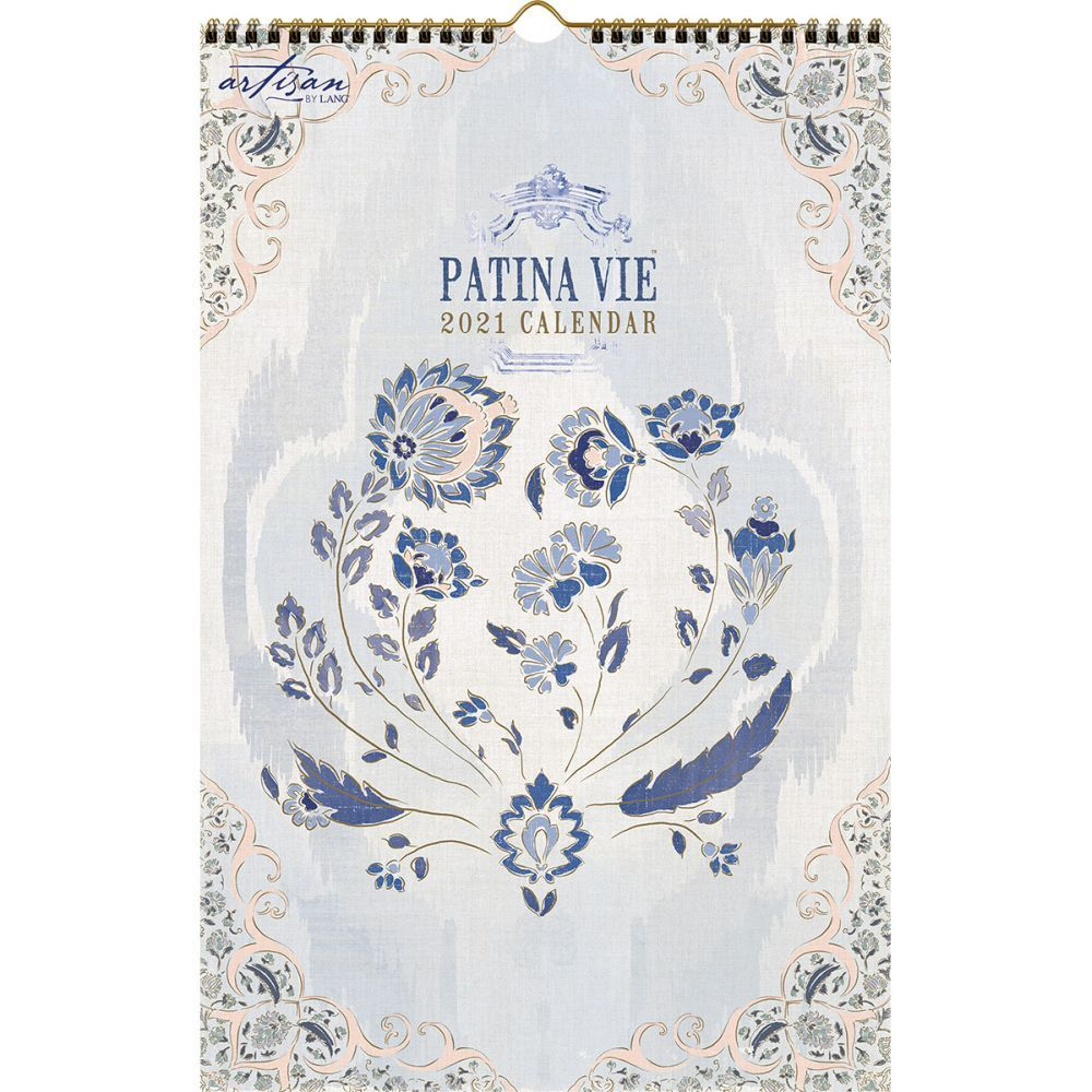 2021 Patina Vie Poster Calendar by Patina Vie