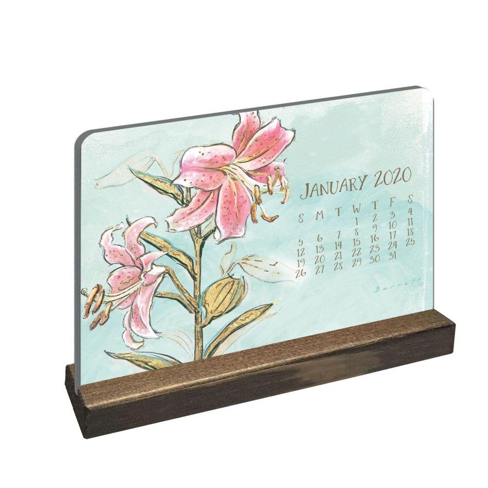 2021 Impressions Easel Desk Calendar