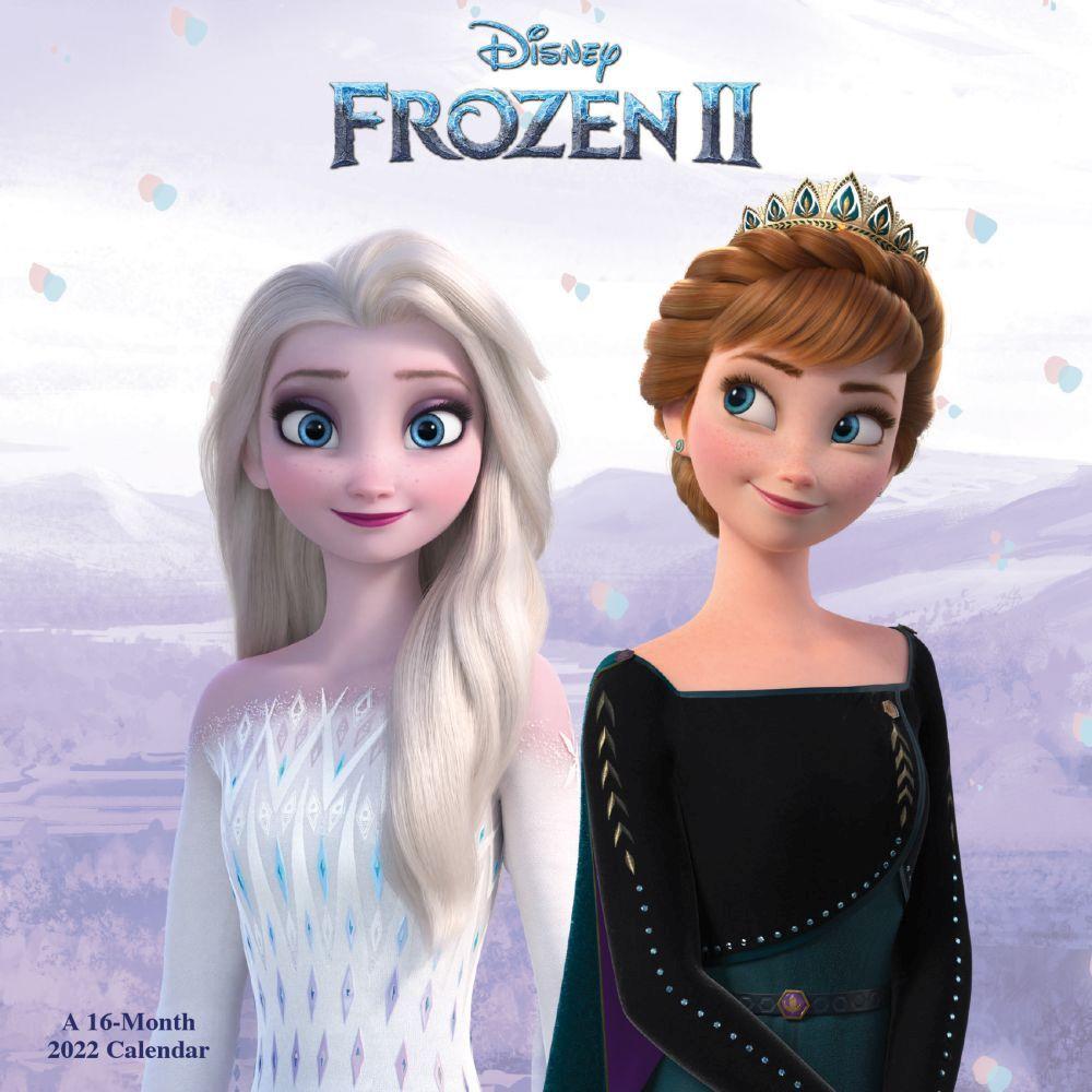 Disney Frozen 2022 Mini Wall Calendar
