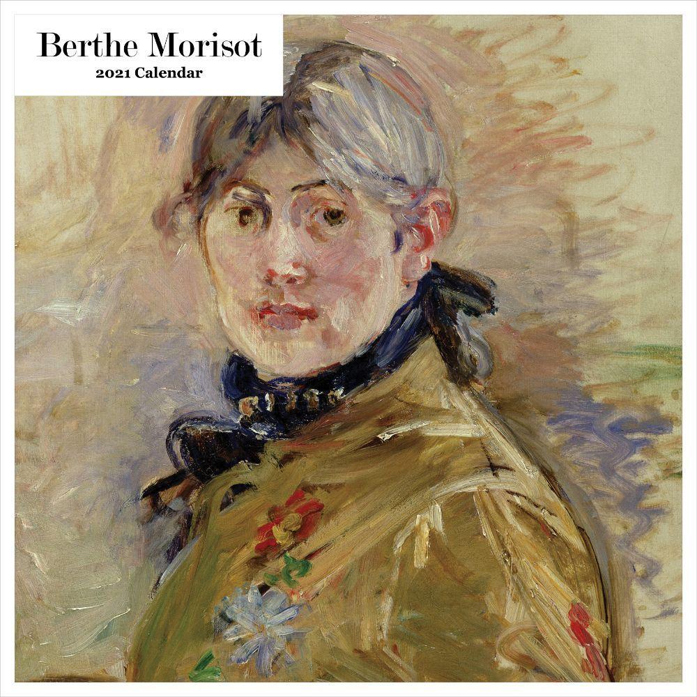 Berthe Morisot 2021 Wall Calendar