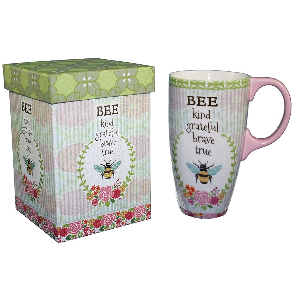 Bee Kind Latte Mug