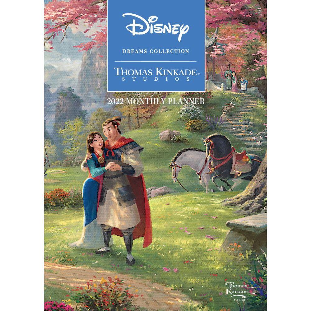 Kinkade Disney 2022 Planner