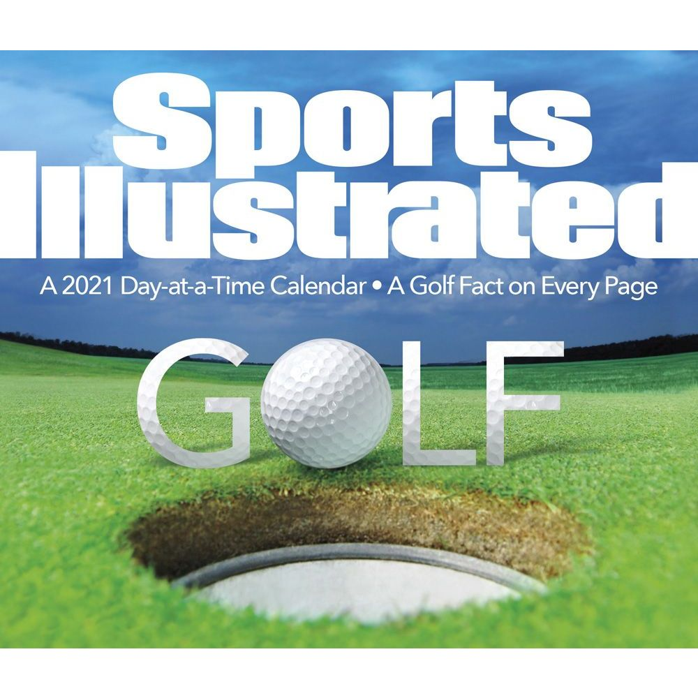 2021 SI Golf Desk Calendar