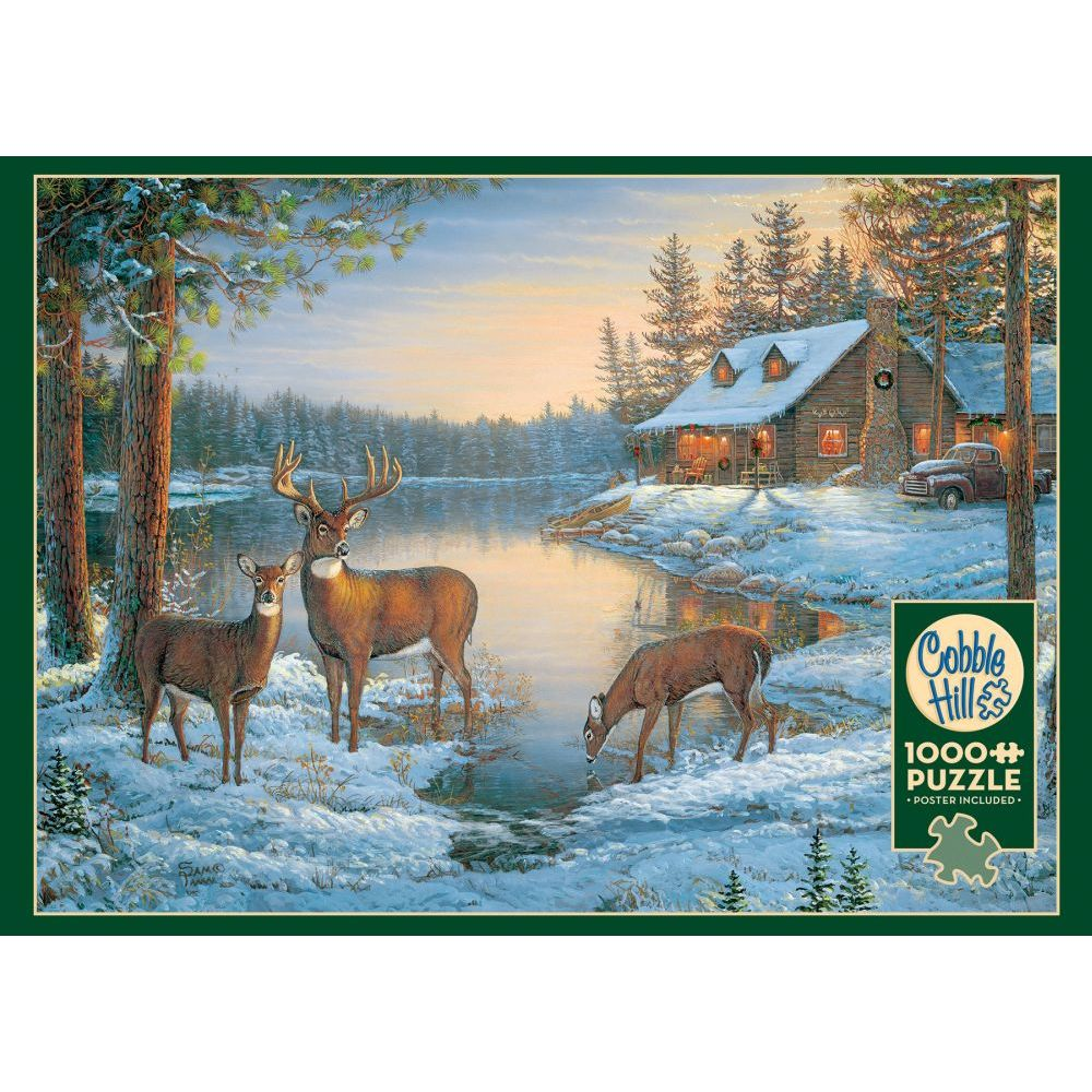 Best Quiet Place 1000pc Puzzle You Can Buy