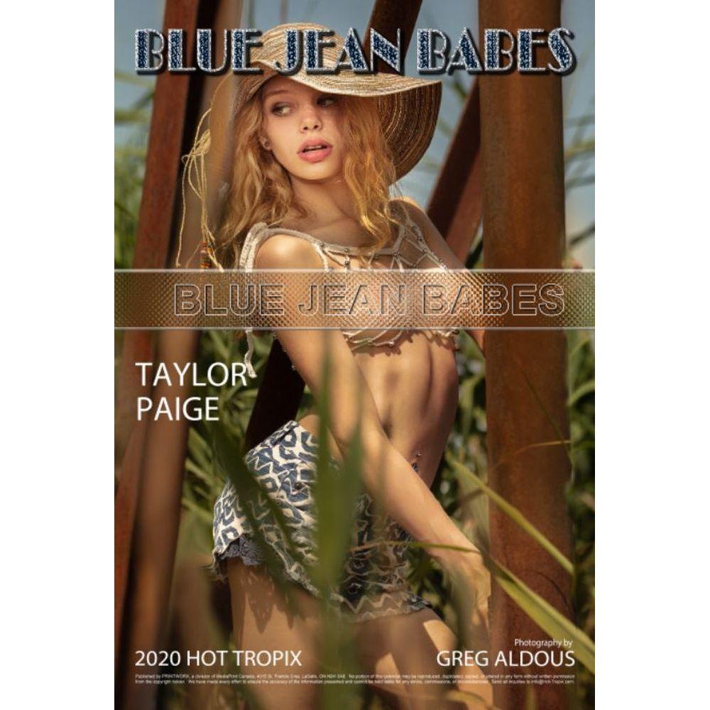 Blue Jean Babes 2020 Wall Calendar