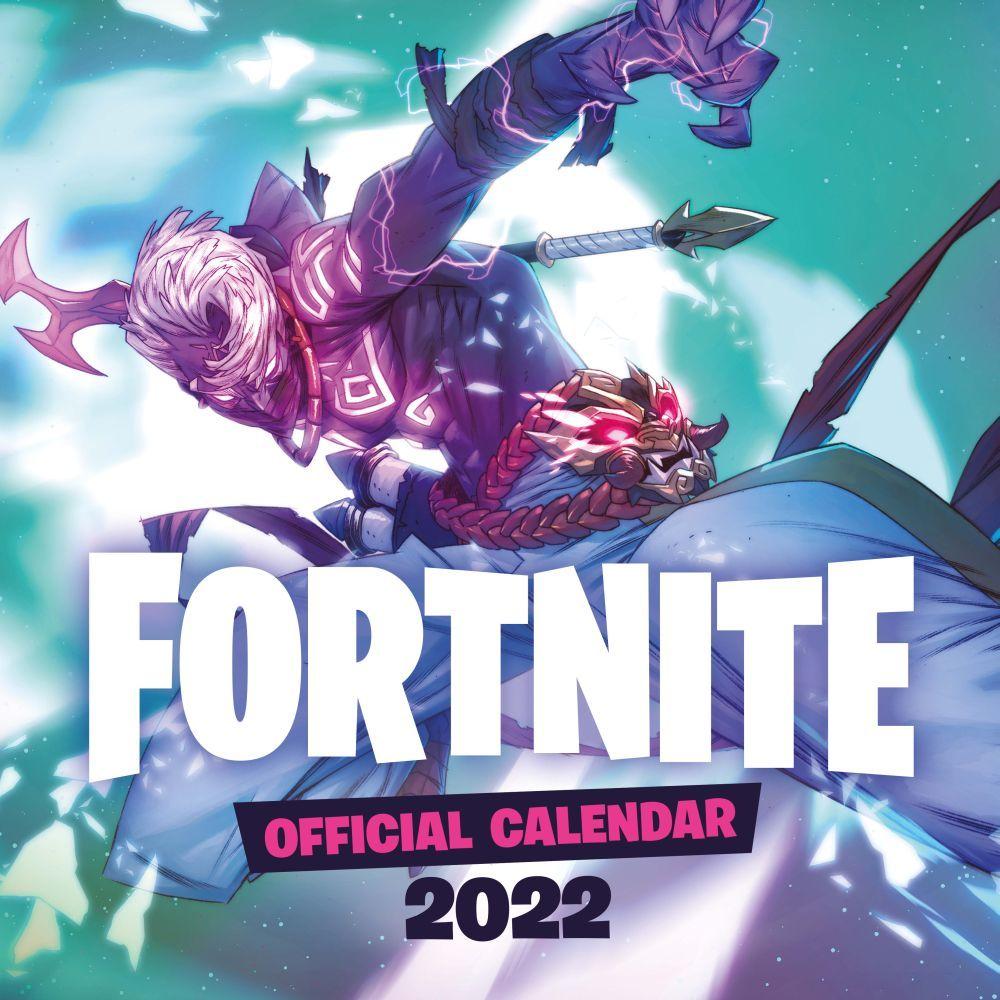 Fortnite 2022 Wall Calendar