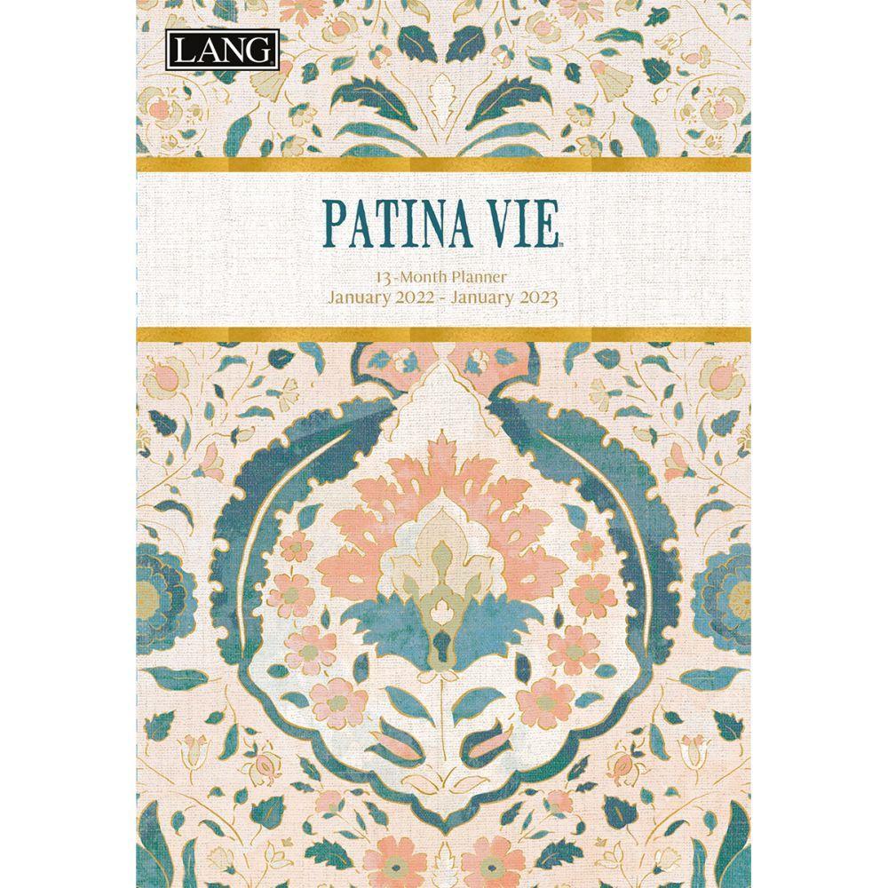 Patina Vie 2022 Monthly Planner